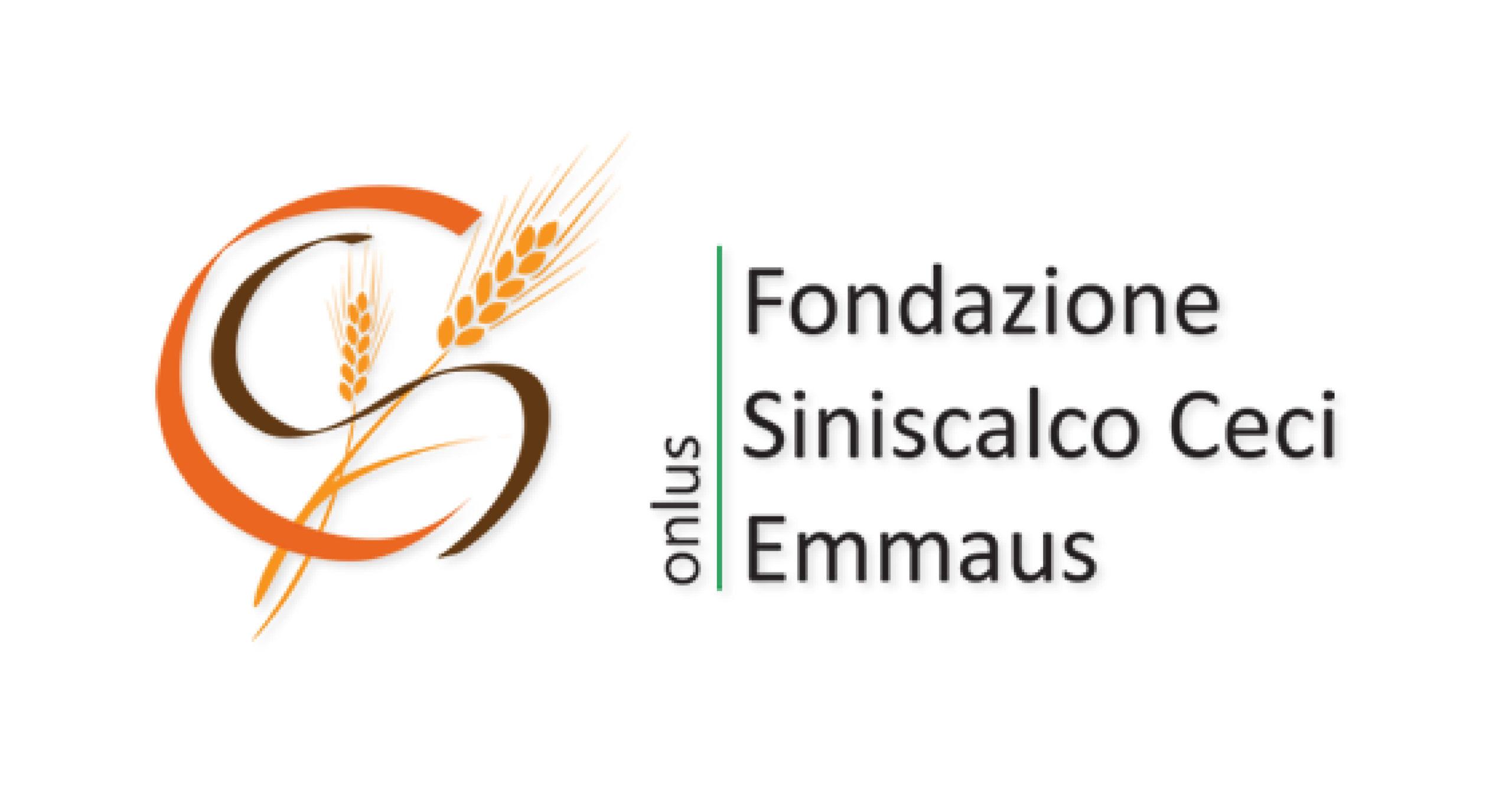 Logo Fondazione Siniscalco Ceci - Emmaus
